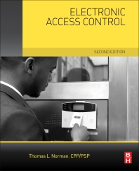Cover image for Electronic Access Control