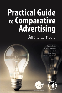 Practical Guide to Comparative Advertising - 1st Edition - ISBN: 9780128054710, 9780128093511