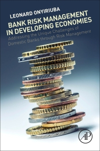 Cover image for Bank Risk Management in Developing Economies