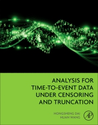 Cover image for Analysis for Time-to-Event Data under Censoring and Truncation