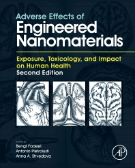 Cover image for Adverse Effects of Engineered Nanomaterials