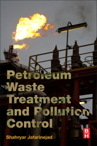 Cover image for Petroleum Waste Treatment and Pollution Control