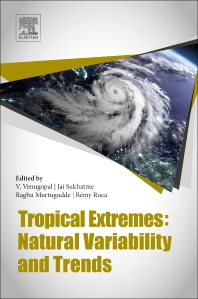 cover of Tropical Extremes - 1st Edition