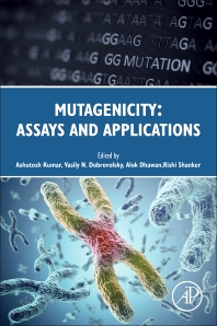 Cover image for Mutagenicity: Assays and Applications