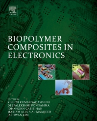 Cover image for Biopolymer Composites in Electronics