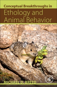 Cover image for Conceptual Breakthroughs in Ethology and Animal Behavior