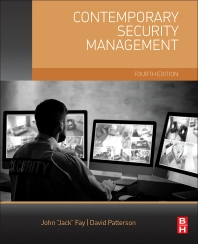 Cover image for Contemporary Security Management