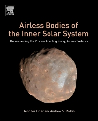 Cover image for Airless Bodies of the Inner Solar System