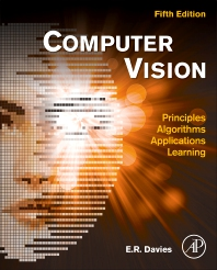 cover of Computer Vision - 5th Edition