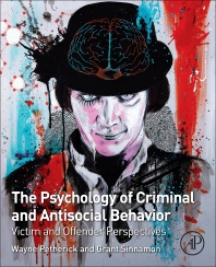 Cover image for The Psychology of Criminal and Antisocial Behavior