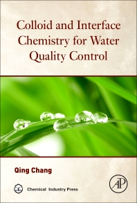 Cover image for Colloid and Interface Chemistry for Water Quality Control