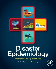 Cover image for Disaster Epidemiology