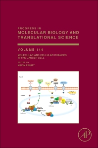 Cover image for Molecular and Cellular Changes in the Cancer Cell