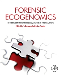 cover of Forensic Ecogenomics - 1st Edition