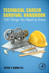 Cover image for Technical Career Survival Handbook