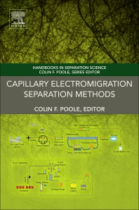 Cover image for Capillary Electromigration Separation Methods