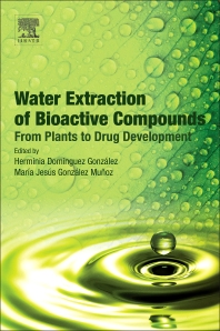 Cover image for Water Extraction of Bioactive Compounds