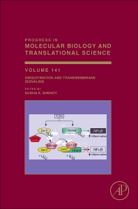 Cover image for Ubiquitination and Transmembrane Signaling