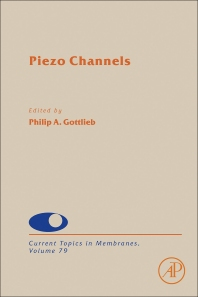 Cover image for Piezo Channels