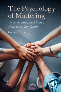 Cover image for The Psychology of Mattering