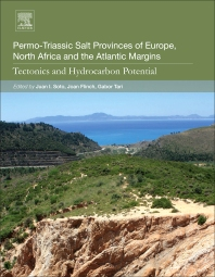 Cover image for Permo-Triassic Salt Provinces of Europe, North Africa and the Atlantic 