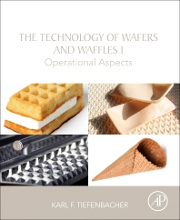 Book cover image for Wafer and Waffle