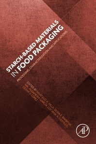 Book cover image for Starch-Based Materials in Food Packaging
