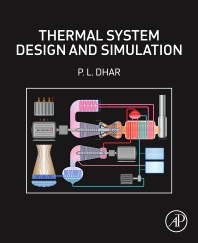 Cover image for Thermal System Design and Simulation