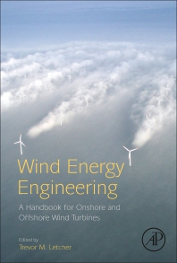 Cover image for Wind Energy Engineering