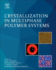 Cover image for Crystallization in Multiphase Polymer Systems