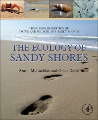 Cover image for The Ecology of Sandy Shores