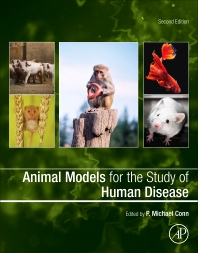 Cover image for Animal Models for the Study of Human Disease