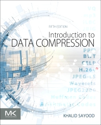 cover of Introduction to Data Compression - 5th Edition
