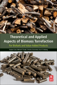 Book cover image for Theoretical and Applied Aspects of Biomass Torrefaction