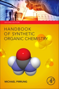 Cover image for Handbook of Synthetic Organic Chemistry