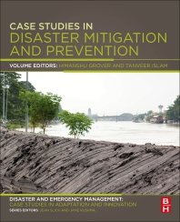 Cover image for Case Studies in Disaster Mitigation and Prevention