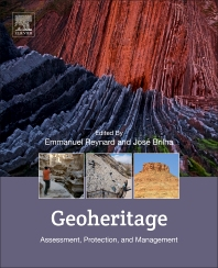 Cover image for Geoheritage