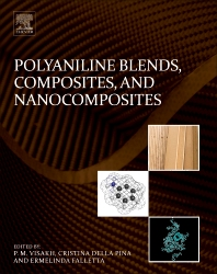 Cover image for Polyaniline Blends, Composites, and Nanocomposites