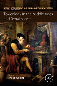 Cover image for Toxicology in the Middle Ages and Renaissance
