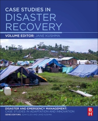 Cover image for Case Studies in Disaster Recovery