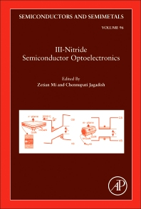 III-Nitride Semiconductor Optoelectronics - 1st Edition - ISBN: 9780128095843, 9780128097236