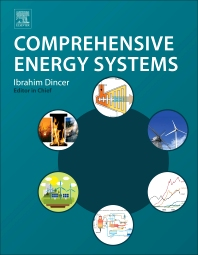 cover of Comprehensive Energy Systems - 1st Edition