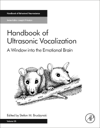 Cover image for Handbook of Ultrasonic Vocalization