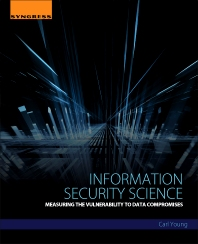 Cover image for Information Security Science