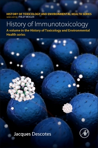 Cover image for History of Immunotoxicology