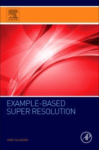 Cover image for Example-Based Super Resolution
