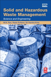 Cover image for Solid and Hazardous Waste Management