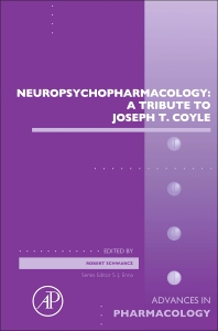Cover image for Neuropsychopharmacology: A Tribute to Joseph T. Coyle