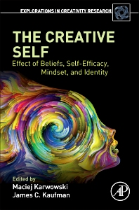 cover of The Creative Self - 1st Edition