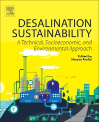 Book cover image for Desalination Sustainability